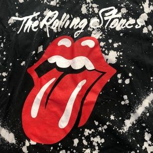 The Rolling Stones Tops - Rolling Stones Graphic Tee 👅